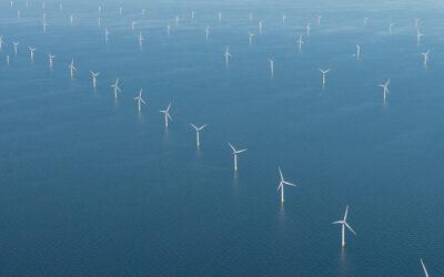 Eltavler til Anholt hav-vindemøllepark